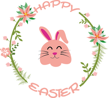 Happy Easter | Funny Easter and Bunny Quotes & Signs Cut files in Dxf Svg Eps