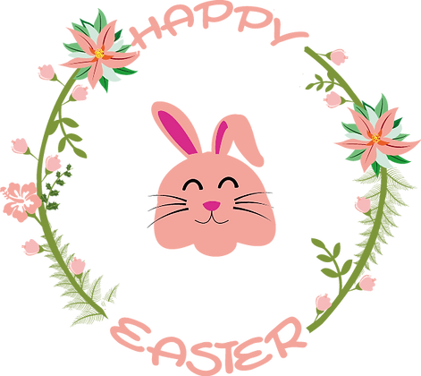 Happy Easter | Funny Easter and Bunny Quotes & SignsCut files inDxf Svg Eps