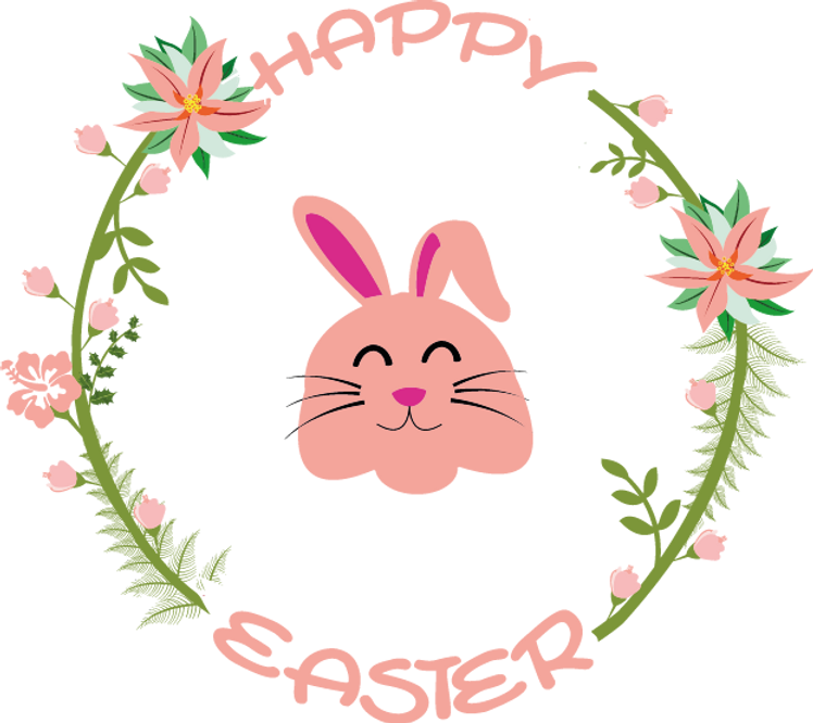 Happy Easter   Funny Easter and Bunny Quotes & SignsCut files inDxf Svg Eps