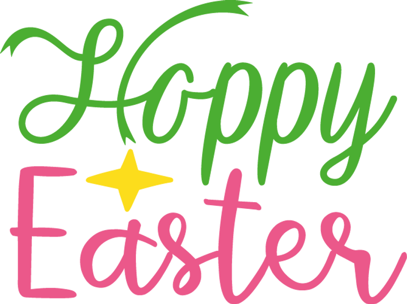 Happy Easter | Happy Easter and Bunny Quotes & SignsCut files inSvg Dxf Eps