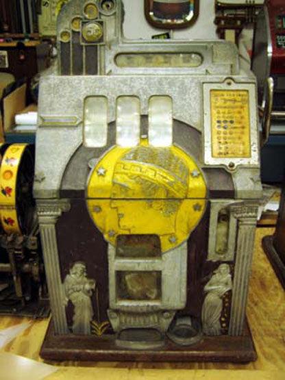 Do Pawn Shops Buy Slot Machines