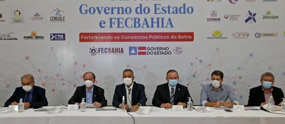 Representando o CIMURC, Zé Cocá, participa de reunião da FECBahia e apresenta pautas regionais