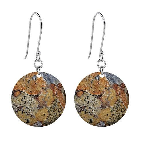 Lichen I Earrings