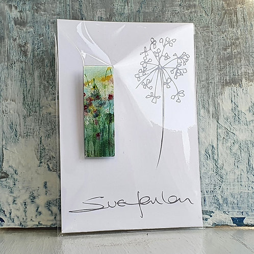 Sue Fenlon 'April Showers' Brooch