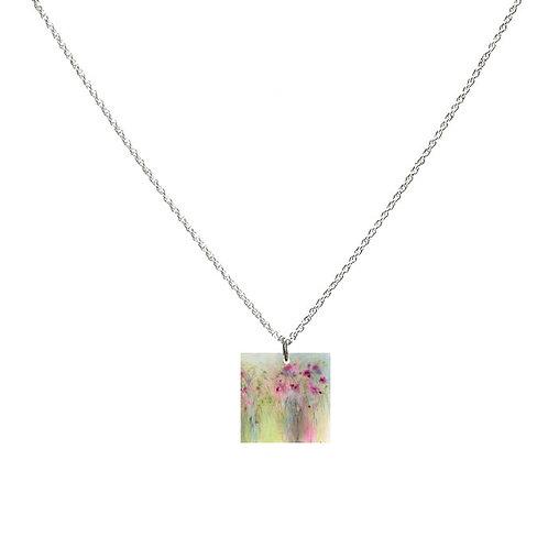 Sue Fenlon 'Whisper' Necklace - Square