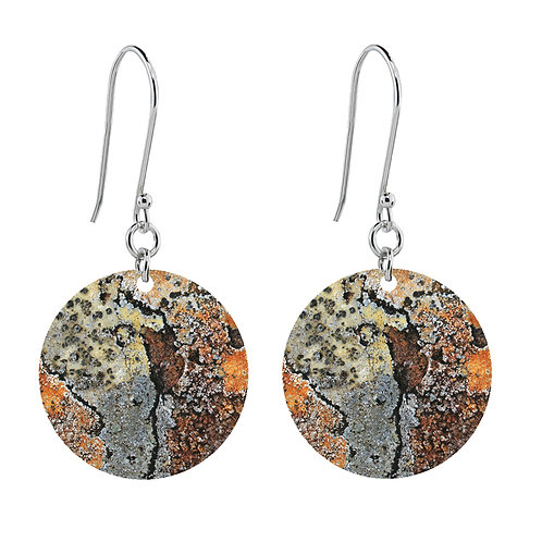 Lichen IX Earrings