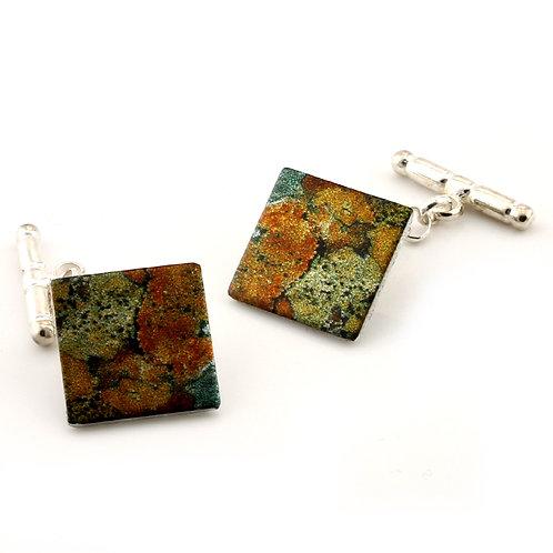Lichen I Cufflinks