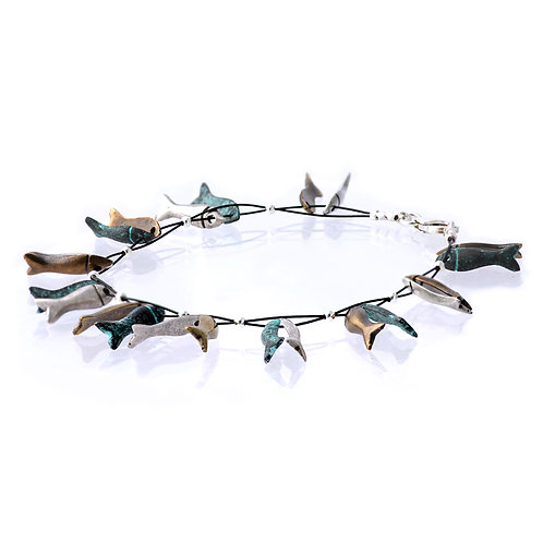 Dinky Fish Bracelet - Mixed