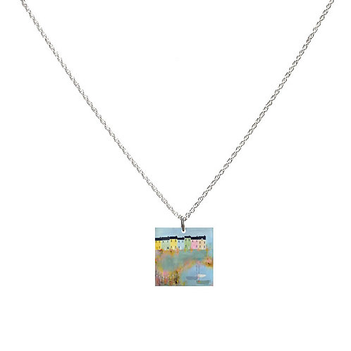 Sue Fenlon 'Spring Tides' Necklace - Square