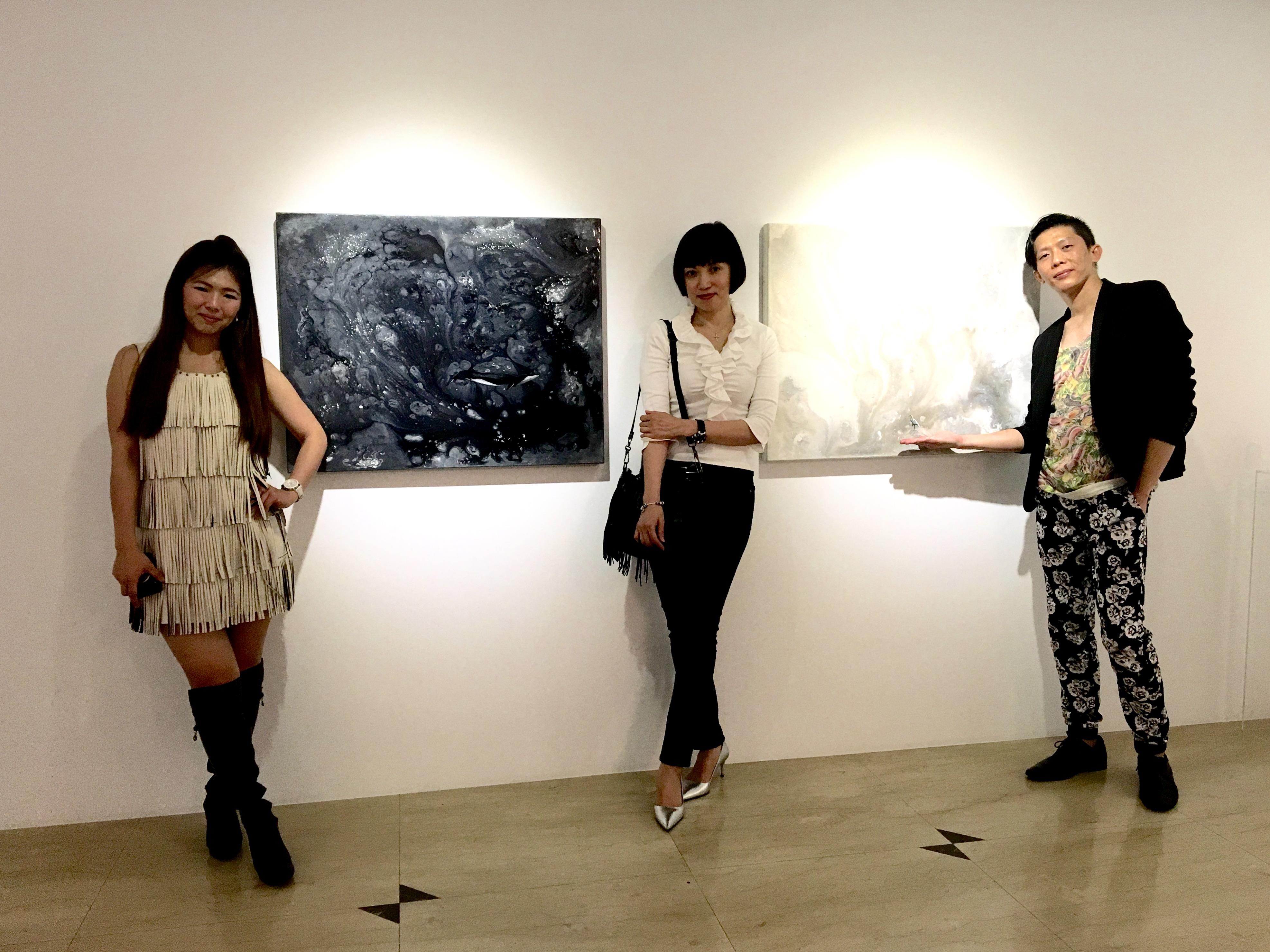 旅英藝術創作者 謝清安Ian Hsieh