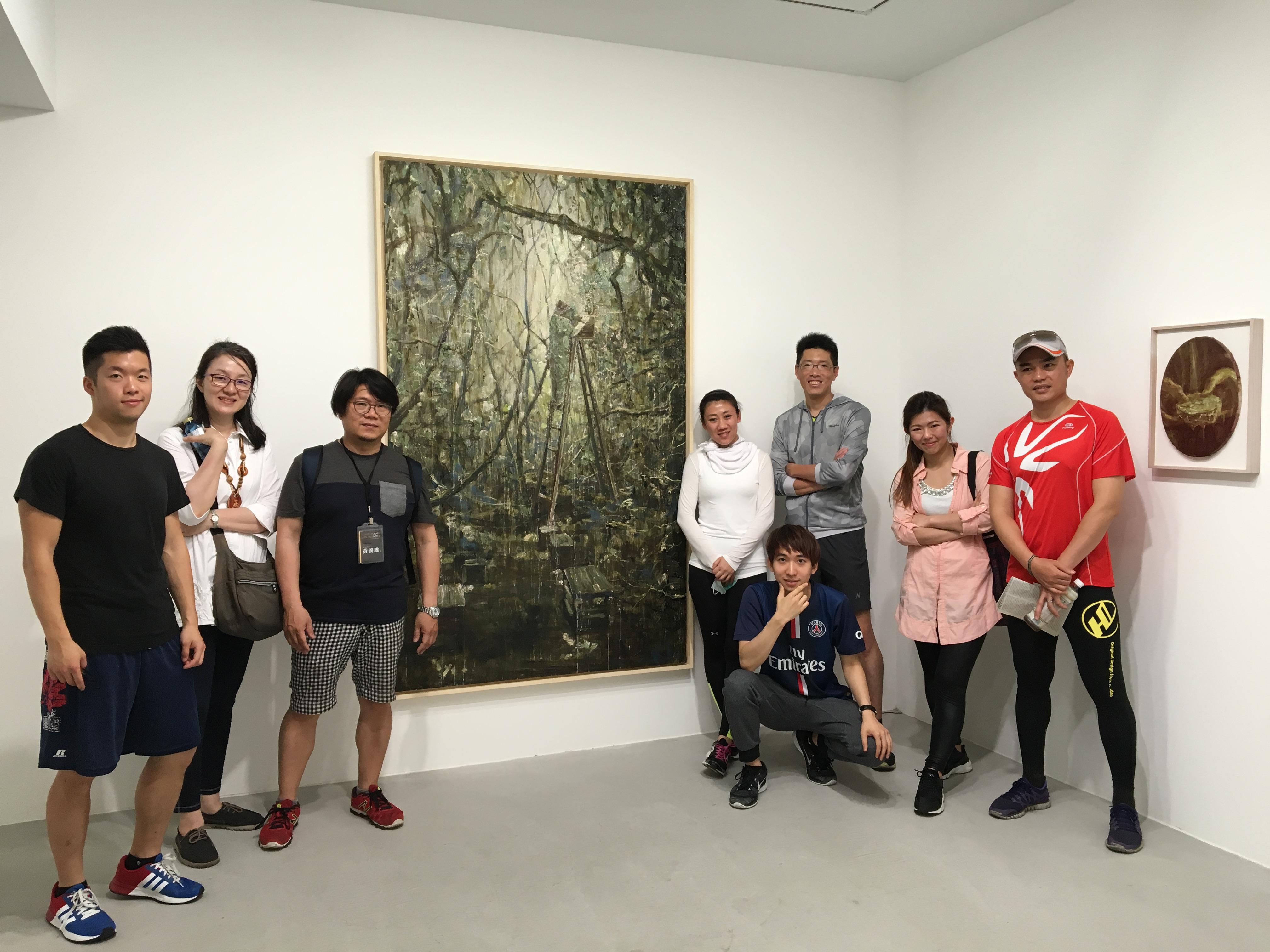 誠摯感謝/Aura Gallery Taipei 亦安畫廊台北