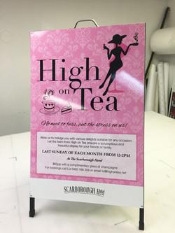 High On Tea