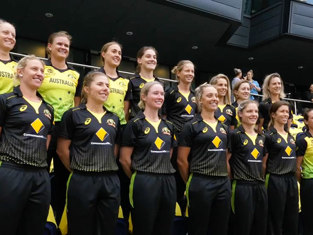 Perry named in Aussie T20 World Cup squad