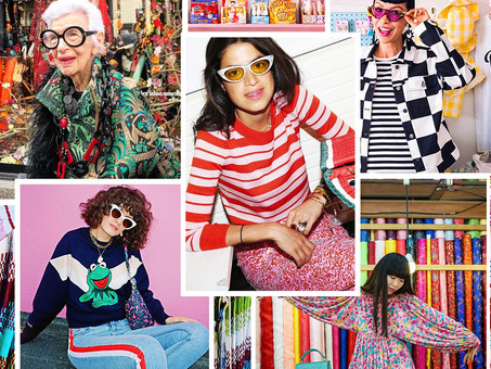 3 Fashion Bloggers Who Make Us Want To Wear More Prints