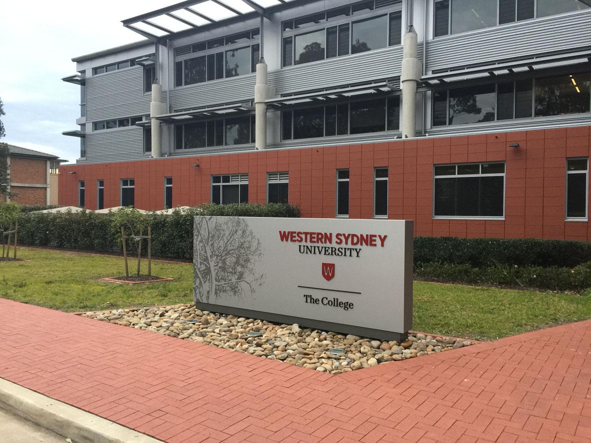 Western Sydney Uni 1