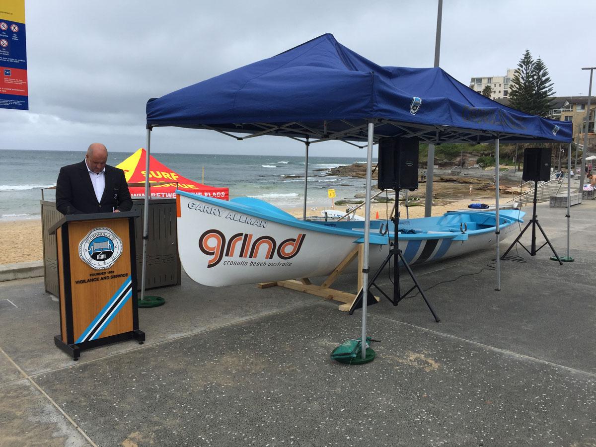 Cronulla SLSC - Grind Surf Boat 2