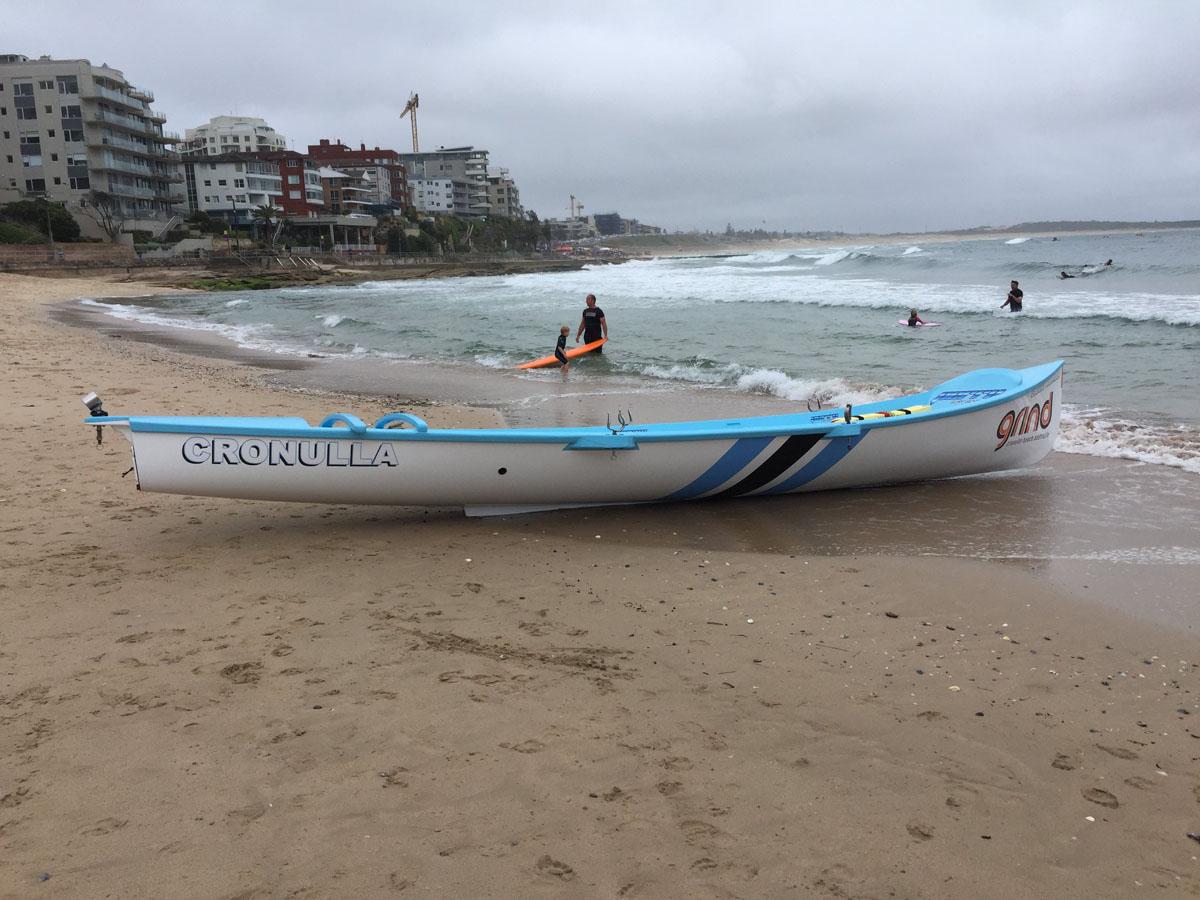 Cronulla SLSC - Grind Surf Boat 4