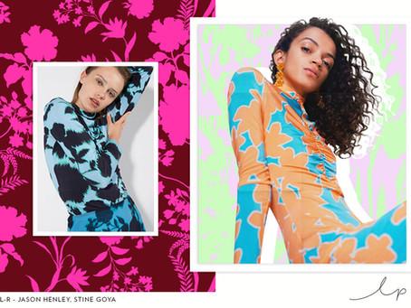 2 Min Tute: Create a Monochromatic Floral Design