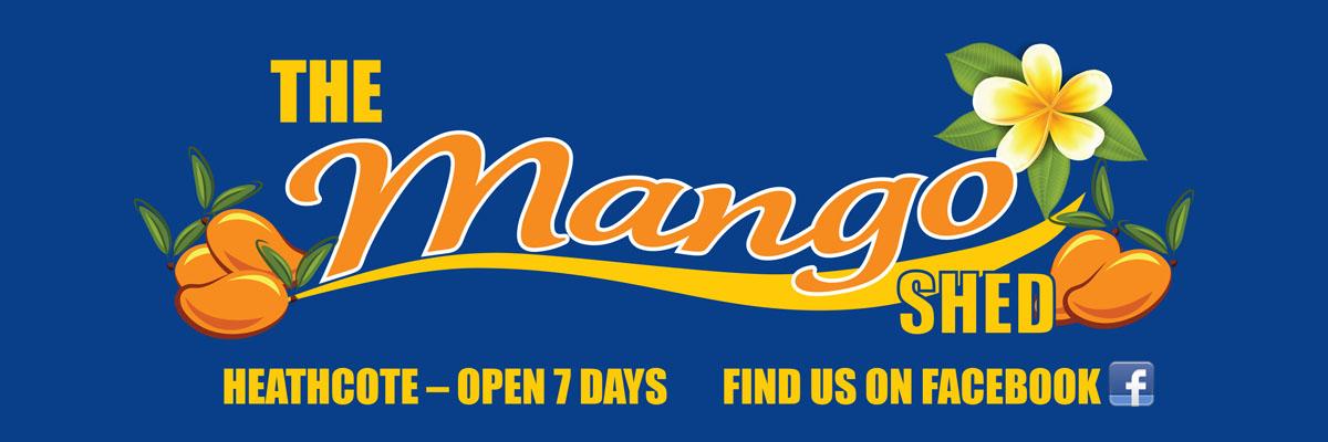 Mango Shed Heathcote banner