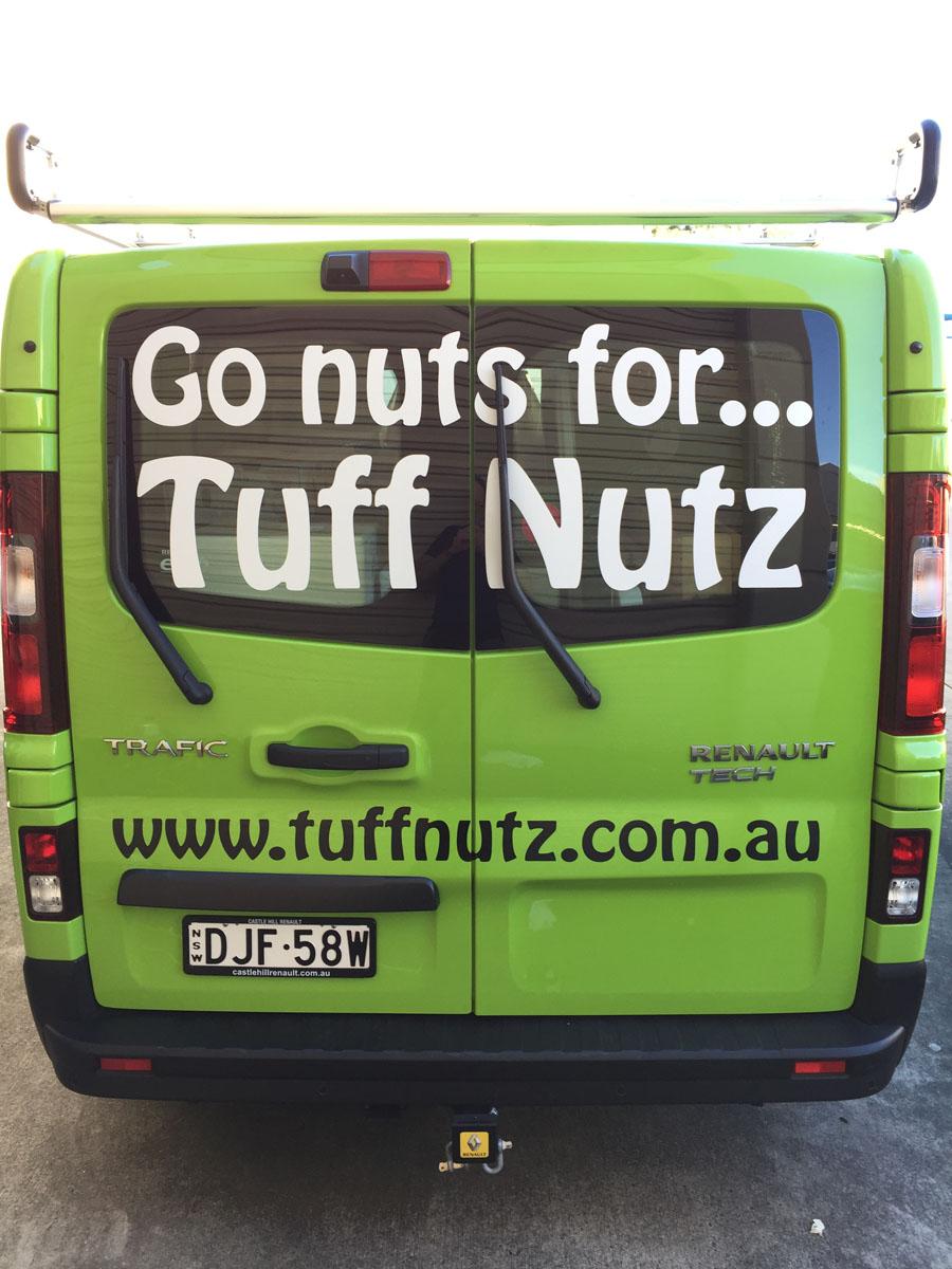 Tuff Nutz
