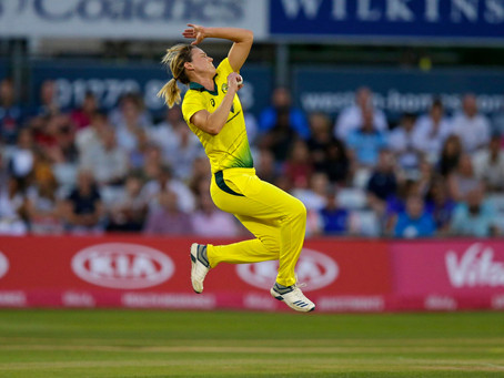 Ellyse and the Southern Stars secure Women's Ashes win in multi-format series