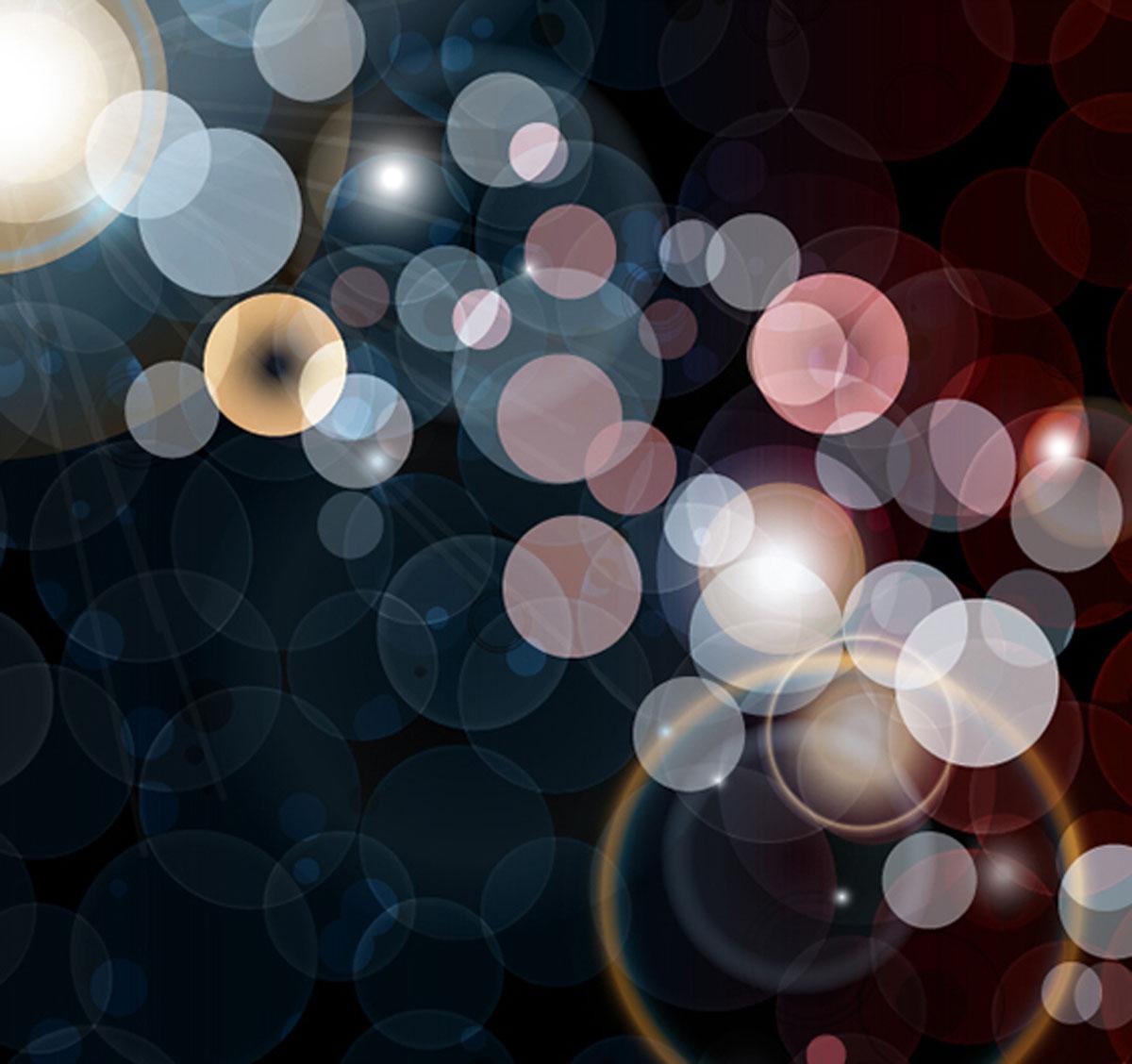 Bubbles of Light