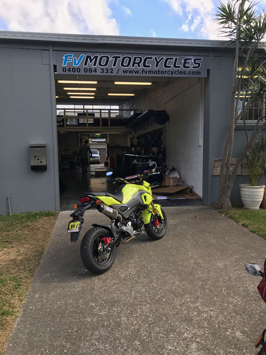 FV Motorcycles