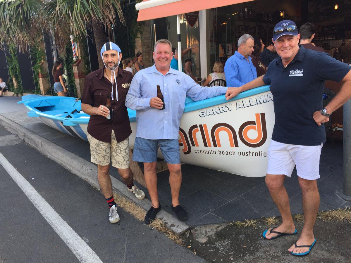 Cronulla SLSC - Grind Surf Boat 3