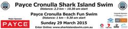 Shark Island Swim