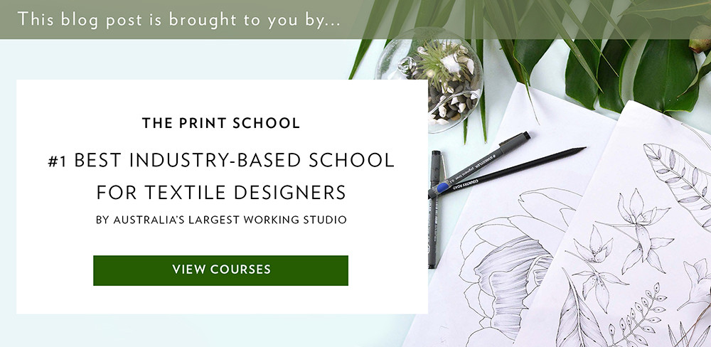 The Print School Best Industry Based School for Textile Designers