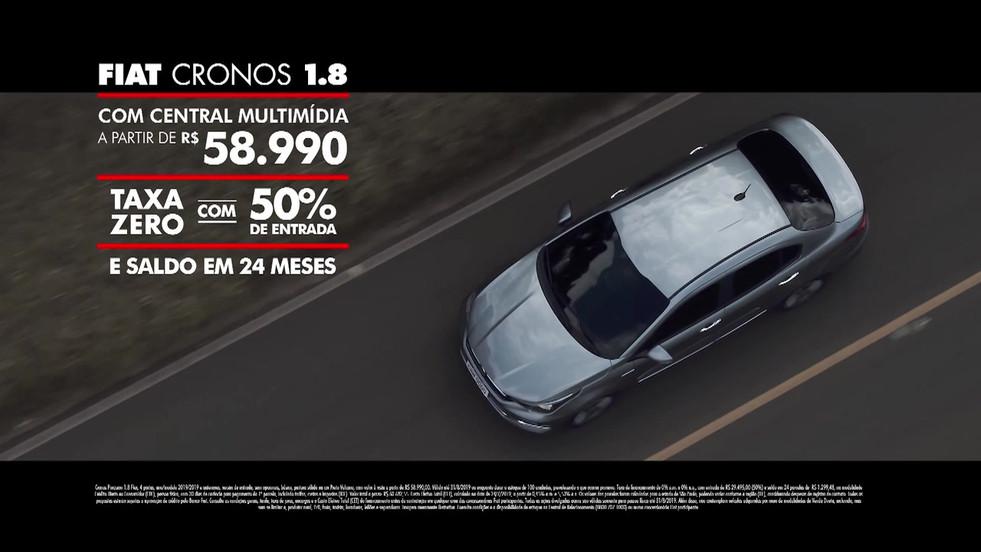 Fiat Chronos TV Ad