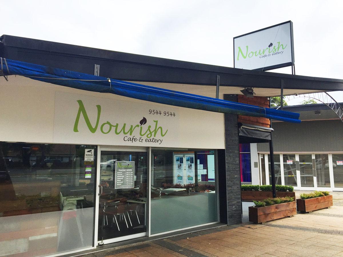 Nourish Shopfront
