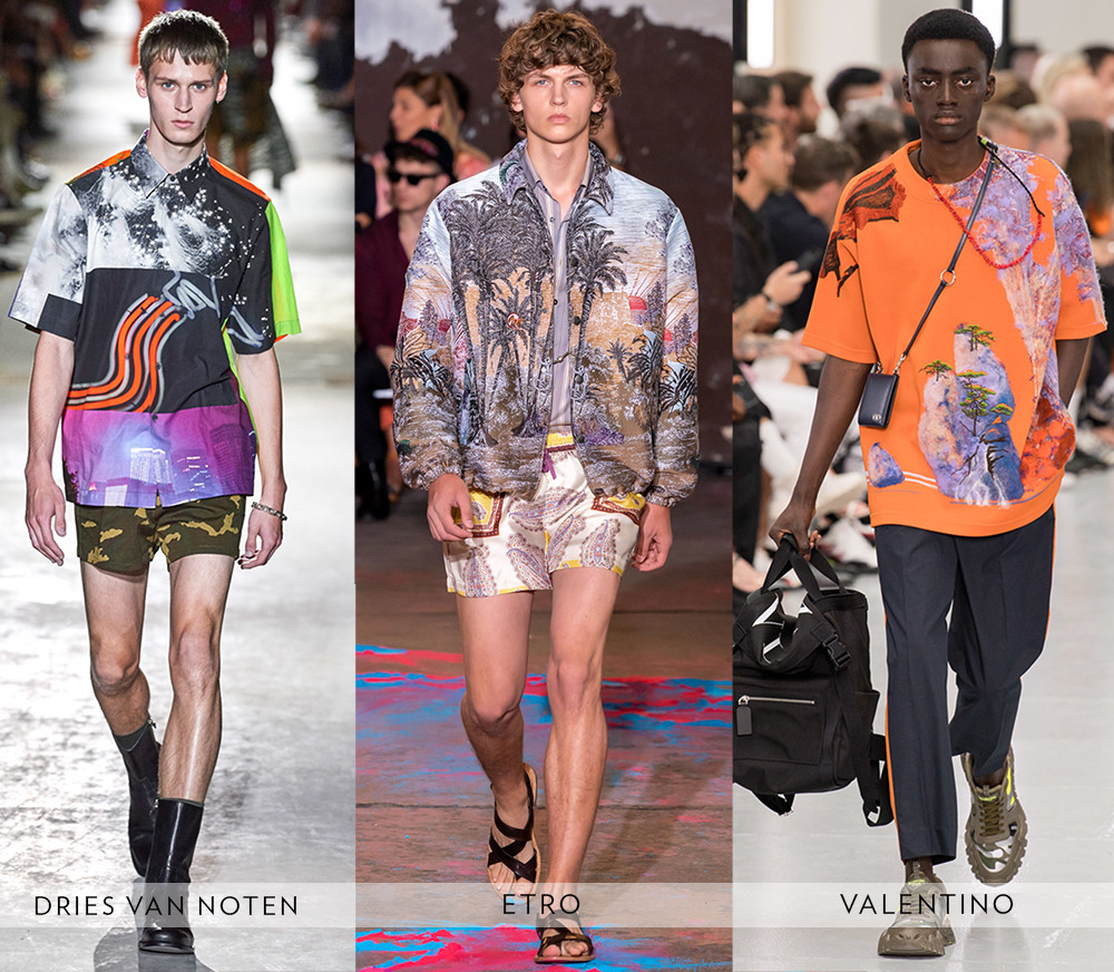 Menswear Summer 2020