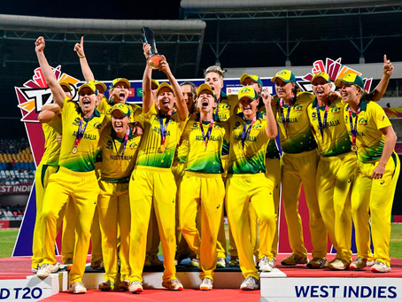 Ellyse and the Southern Stars claim World T20 crown
