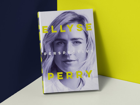 Ellyse Perry to publish first non-fiction book with HarperCollins