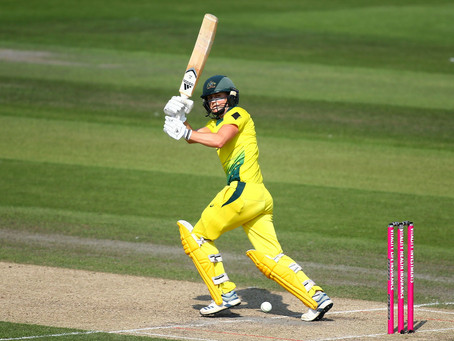 Ellyse Perry named ICC Cricketer of the Year