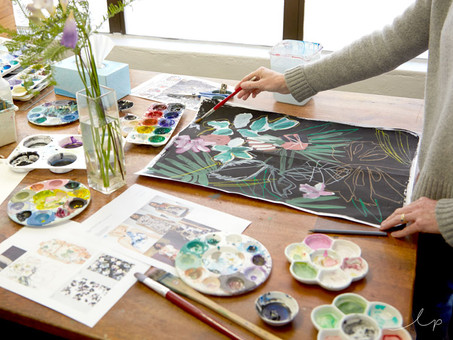 How to translate a moodboard into a design