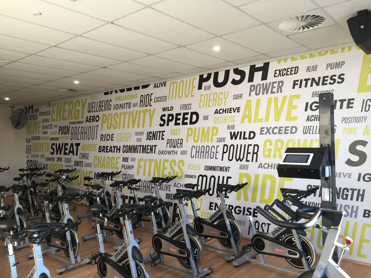 Fit n Fast Spin Room