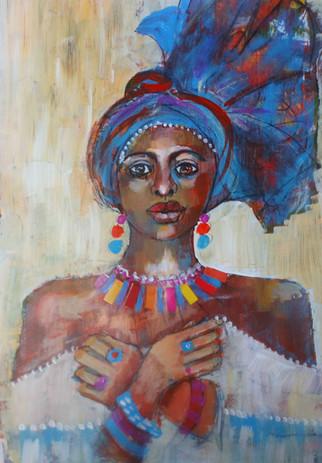 Tribal Goddess