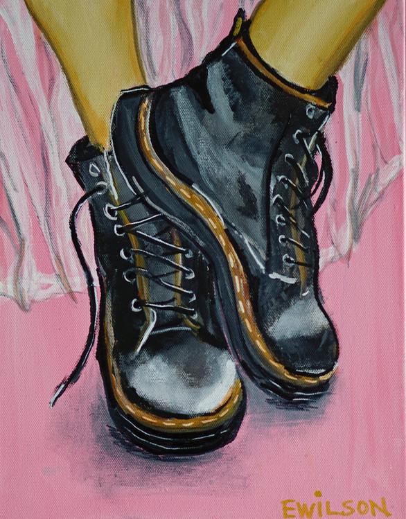 Shoe: Combat