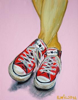 Shoe: Converse