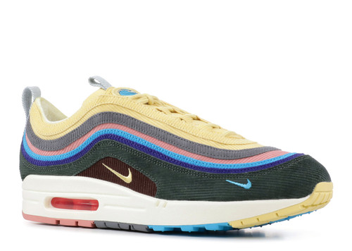 online store 03432 d0484 Air Max 1 97 Sean Wotherspoon (All Accessories and Dustbag)