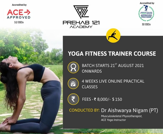 Yoga Fitness Trainer