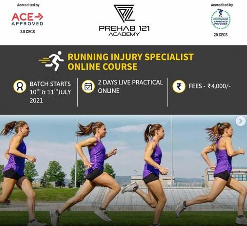 Running Injury Specialist