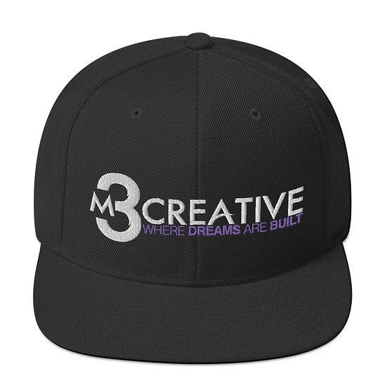 M3 CREATIVE SNAPBACK