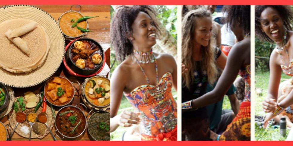 International Women's Week at Mu'ooz Cooking Classes (04/03/2019)