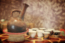 Eritrean african traditional coffee different