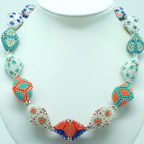LA Hedron Necklace