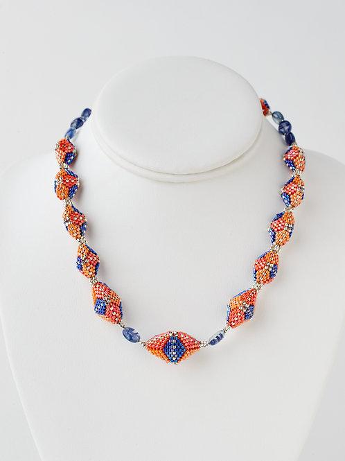 Southwest Hedron Necklace