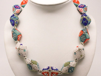 Palm Beach Hedron Necklace